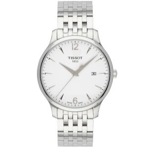 Tissot Tradition Stainless Steel Date Men's Watch T063.610.11.037.00