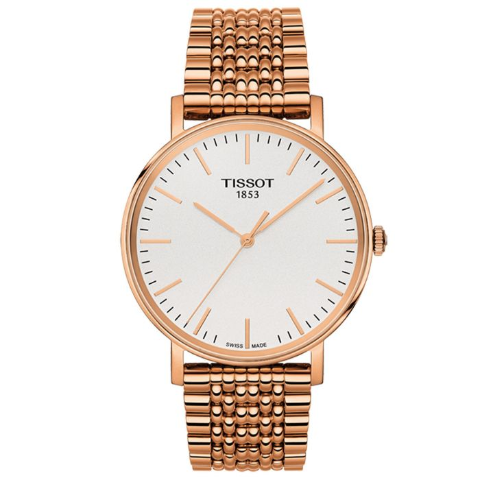 Tissot Everytime Medium Rose Gold Men's Watch T109.410.33.031.00