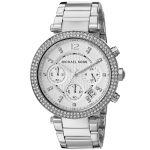 Michael Kors Glitz Rare Parker Chronograph Women's Watch MK5275