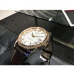 Tissot T-Classic Ballade Automatic Mặt Tròn Dây Da Màu Nâu Lịch Ngày T108.408.26.037.00