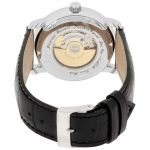 Frederique Constant Persuasion Automatic White Dial Leather Strap Men's Watch FC-303M4P6