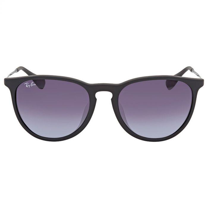 Ray-ban Erika Classic Grey Gradient Women's Sunglasses RB4171F 622/8G 54