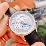 Maurice Lacroix Les Classiques Phase de Lune Chronograph Automatic Men's Watch LC6078-SS001-131