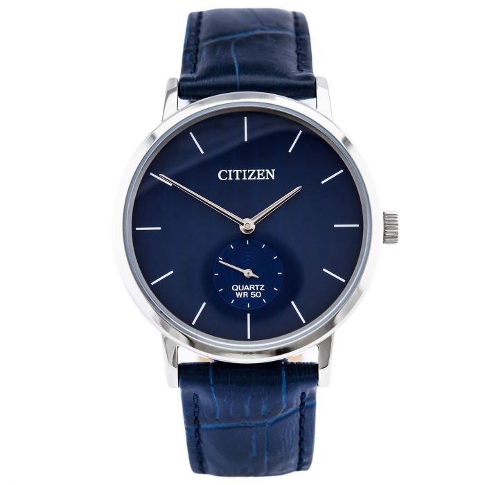 Citizen Analog Blue Dial Men's Watch BE9170-05L