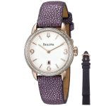 Bulova Diamond Stingray Women's Watch 98R196