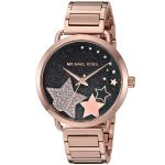 Michael Kors Portia Rose Gold Crystal Women's Watch MK3795