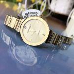 Anne Klein Champagne Gold Metal Bracelet Women's Watch 2434CHGB