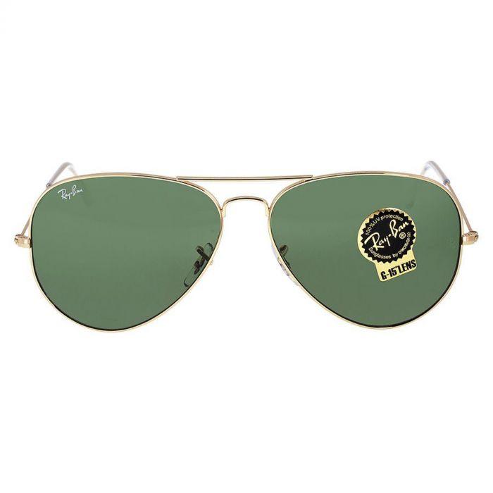 Ray-ban Aviator Large Metal Sunglasses RB3026 L2846 62-14