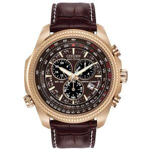 Citizen Brycen Perpetual Calendar Chronograph And Date Men's Watch BL5403-03X