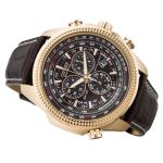 Citizen Brycen Perpetual Calendar Chronograph And Date Men's Watch BL5403-03X
