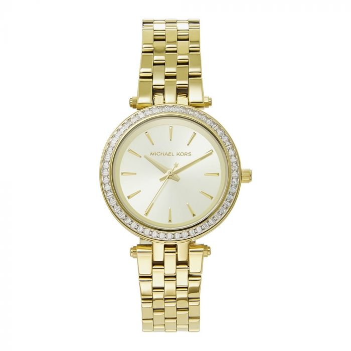 Michael Kors Darci Gold Tone Stainless Steel Women's Watch MK3365