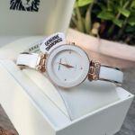 Anne Klein Diamond White Dial Women's Watch 1980WTRG