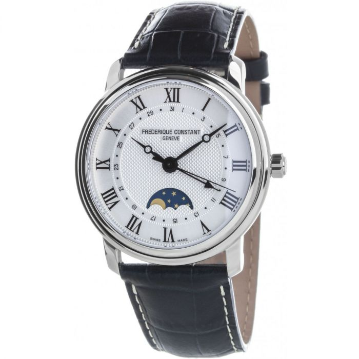 Frederique Constant Classics Automatic Moonphase Men's Watch FC-330MC4P6