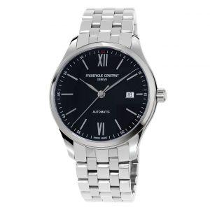Frederique Constant Classic Index Automatic Black Dial Men's Watch FC-303BN5B6B