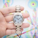 Citizen Eco-Drive POV Rose Gold Women's Watch EM0233-51A