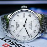 Tissot T-Classic Le Locle Silver Automatic Men's Watch T41.1.483.33