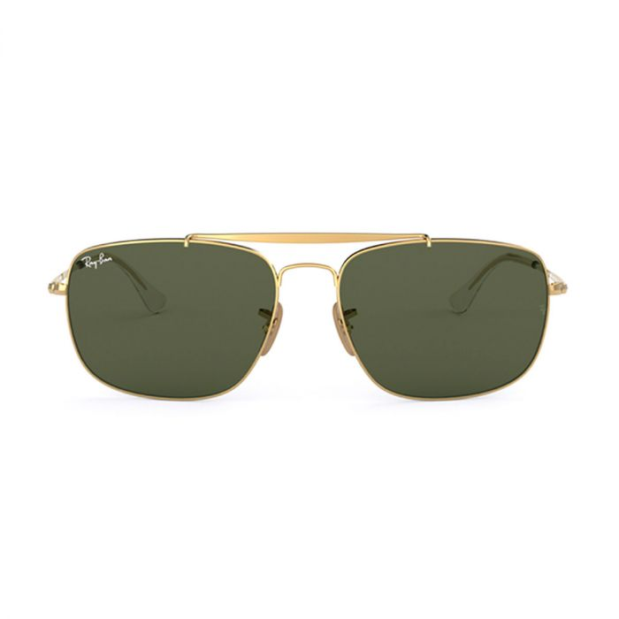 Ray-ban Colonel Green Classic G-15 Sunglasses RB3560 001 61