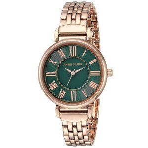 Anne Klein Green Dial Women's Watch AK/2158GNRG