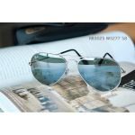Ray-ban Aviator Silver Sunglasses RB3025 W3277 58-14