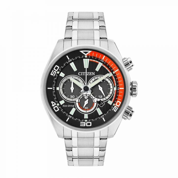 Citizen Multicolor Chandler Eco-Drive Chronograph Men's Watch CA4330-57E