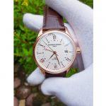 Frederique Constant Classics Index GMT Automatic Brown Men's Watch FC-350V5B4