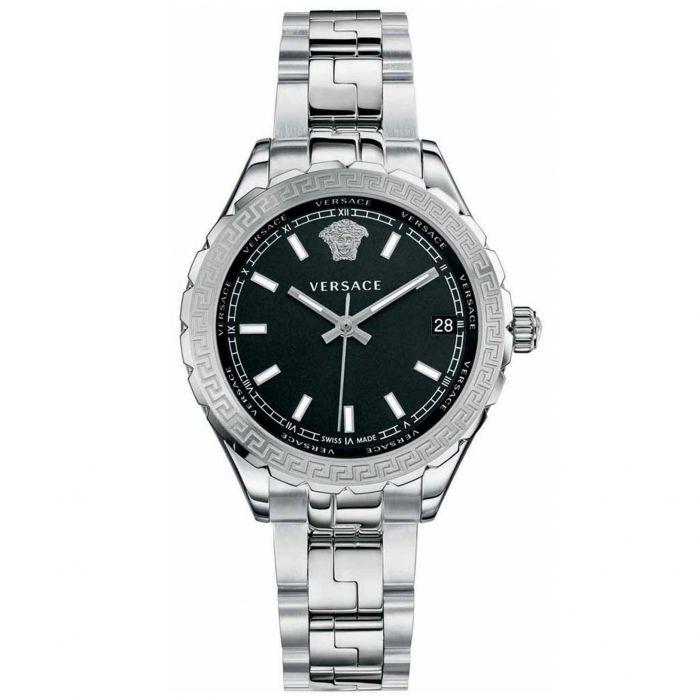 Versace Hellenyium Swiss Quartz Stainless Steel Casual Women's Watch V12020015