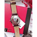 Tissot T-Classic Dream Mặt Tròn Màu Trắng Dây Da Màu Nâu Lịch Ngày T033.410.16.013.01