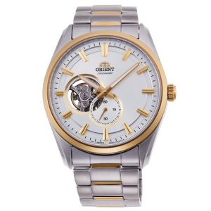 Orient Automatic Open Heart Two Tone Men's Watch RA-AR0001S10B