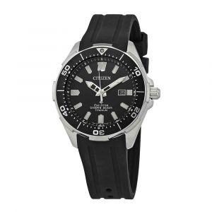 Citizen Promaster Eco-Drive Titanium Silicone Men's Watch BN0200-05E