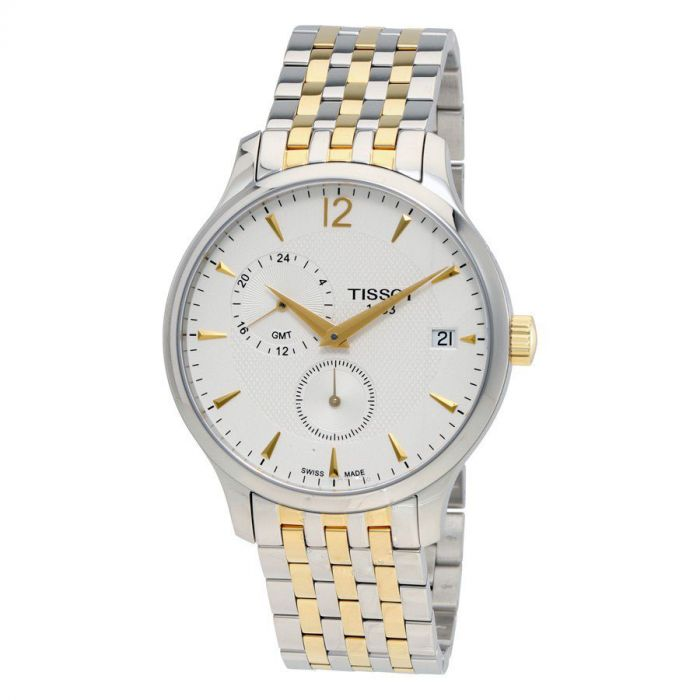 Tissot Tradition GMT Two-tone Men's Watch T063.639.22.037.00