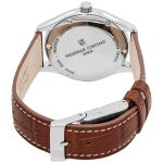 Frederique Constant Classics Automatic Grey Dial E Strap Men's Watch FC-303LGR5B6