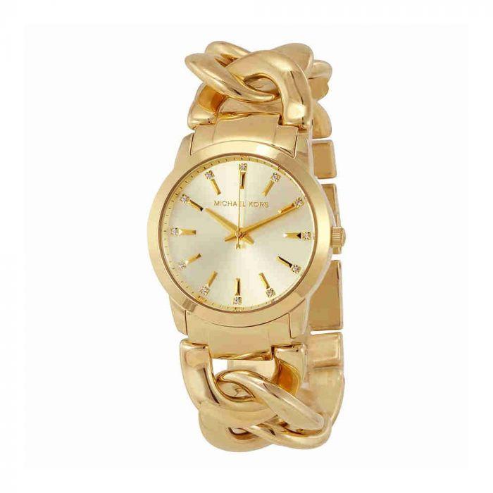 Michael Kors Elena Gold Women's Watch MK3608