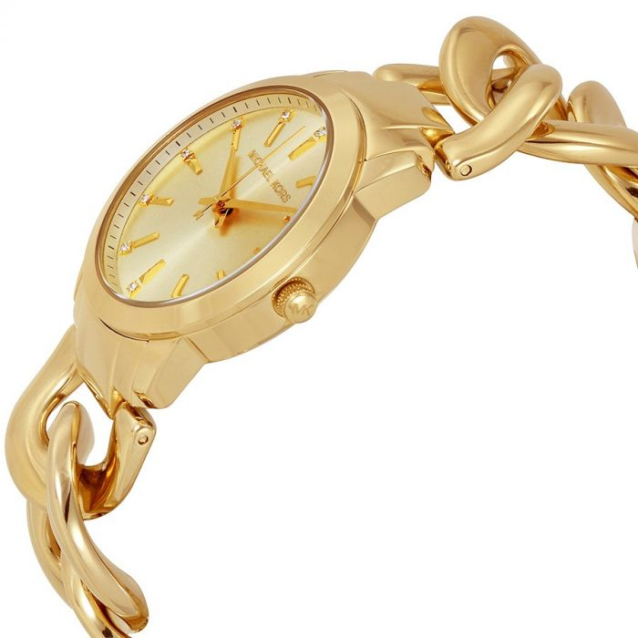 Michael Kors Elena Gold Women's Watch MK3608