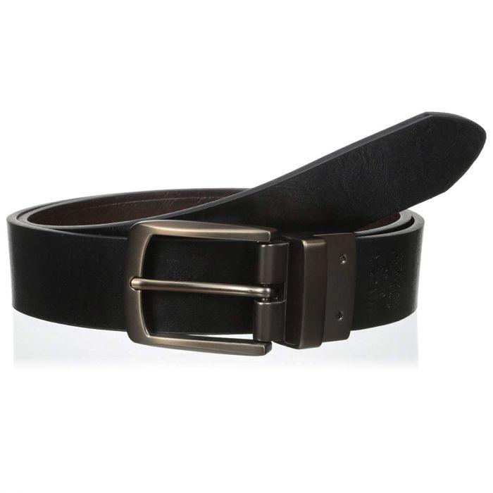 Levi's Reversible Brown Black Men's Belt 11LV02PK 206 Brown/Pitch Black