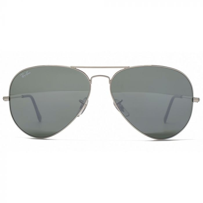 Ray-ban Silver Mirror Lens Sunglasses RB3025 003/40 62-14