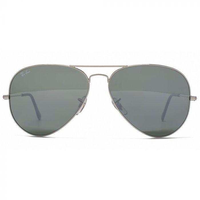 Ray-ban Silver Mirror Lens Sunglasses RB3025 003/40 62-14