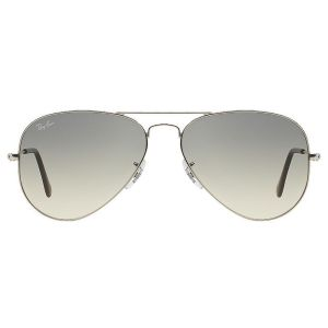 Ray-ban Original Light Grey Gradient Sunglasses RB3025 003/32 58-14
