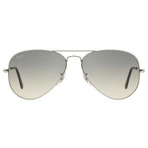 Ray-ban Original Light Grey Gradient Sunglasses RB3025 003/32 58-14