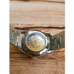 Seiko Presage Automatic Power Reserve Black Dial Men's Watch SSA351J1