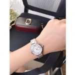 Frederique Constant Classic Delight Automatic Silver Stainless Steel Women's Watch FC-306WHD3ER6B
