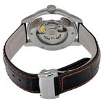Hamilton Classic Railroad Automatic Black Leather Men's Watch H40555731