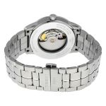 Tissot Luxury Automatic Black Diamond Markers Dial Men's Watch T086.408.11.056.00