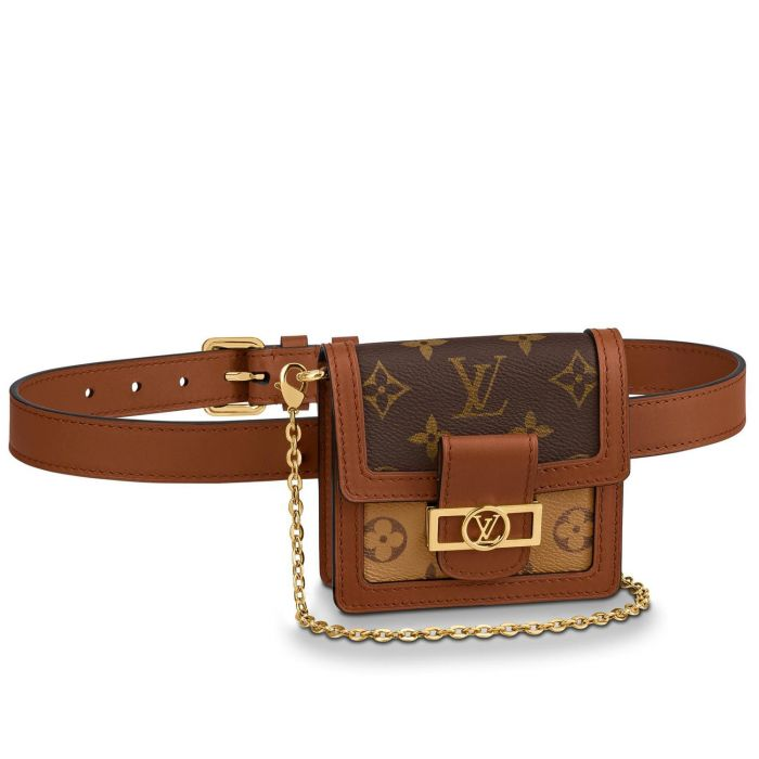 Louis Vuitton Bumbag Dauphine BB Monogram Canvas M68621