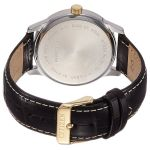 Citizen Standard Black Leather Date Men's Watch BL1054-12E