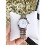 Bulova Diamond Mother of Pearl Date Women's Watch 96P160