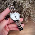 Tissot T-Wave II Silver Stainless Steel Women's Watch T112.210.11.031.00