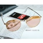 Ray-ban Round Copper Flash Lenses Sunglasses RB3447 112/Z2 50-21