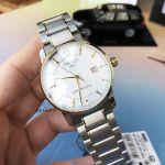 Tissot T-Classic Automatic Titanium Two Tone Men's Watch T087.407.55.037.00