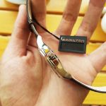 Hamilton Jazzmaster Open Heart Automatic Mặt Tròn Màu Trắng Dây Da Màu Nâu H32565555
