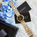Movado Veturi Two-tone Quartz Men's Watch 0606932